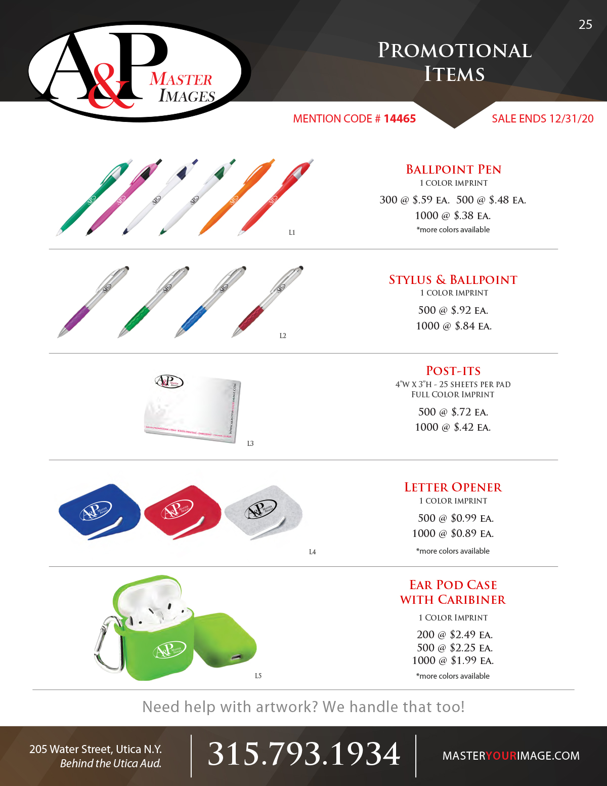 Sales Flyers - Promotional 04