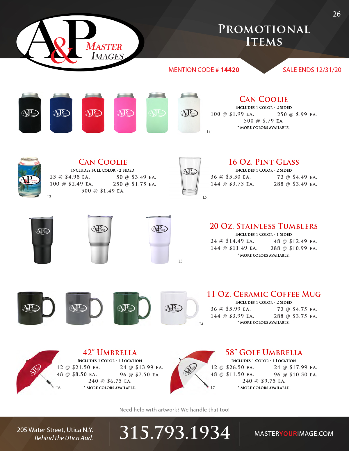 Sales Flyers - Promotional 05
