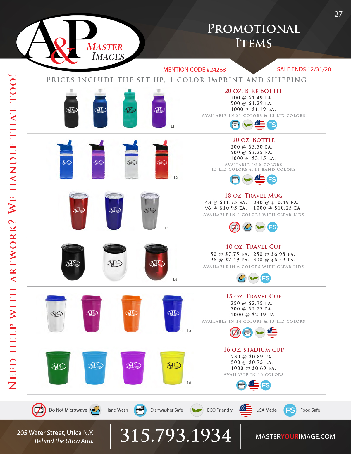 Sales Flyers - Promotional 06