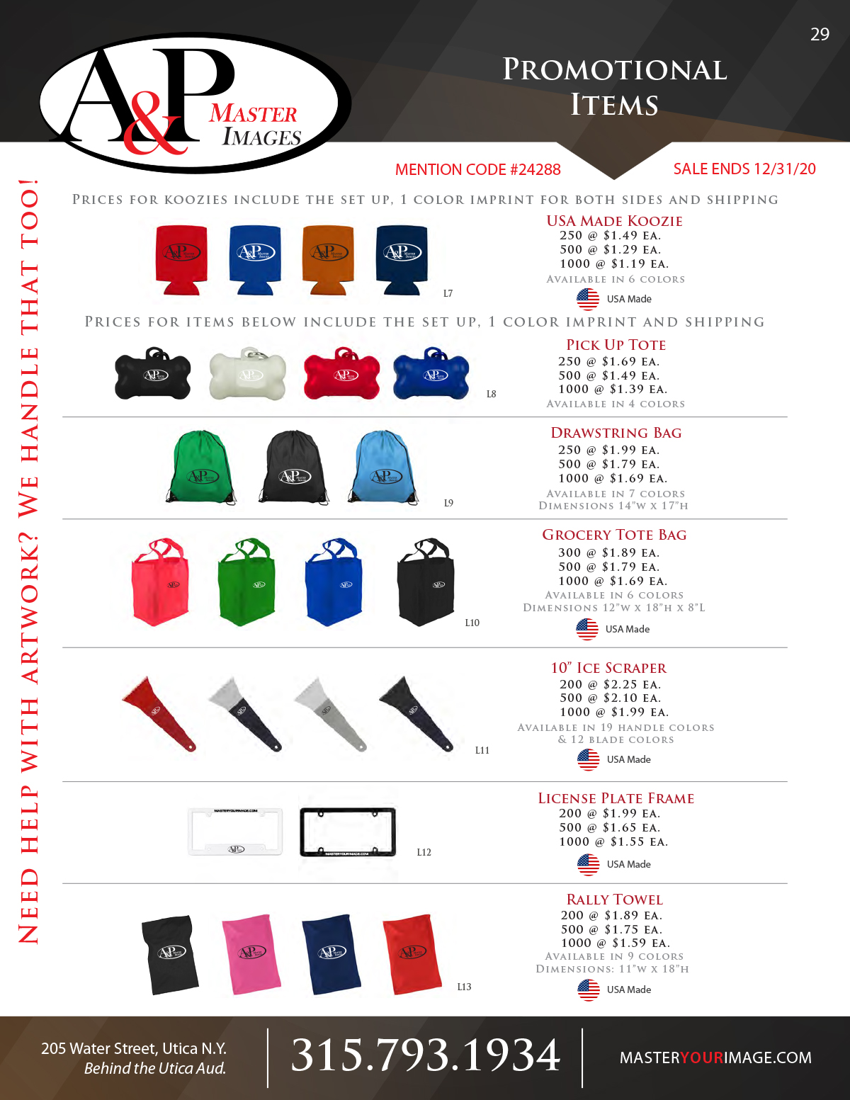Sales Flyers - Promotional 08