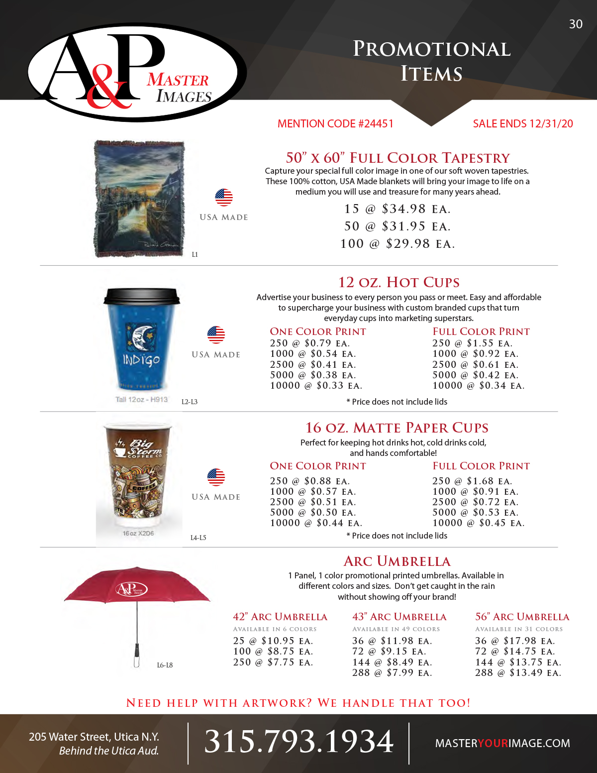 Sales Flyers - Promotional 09